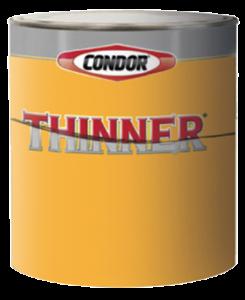 Solvente: Thinner - Productos Condor   Pinturas Condor