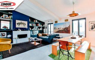 ¿Cómo usar los colores correctamente en tu casa? | Pinturas Condor