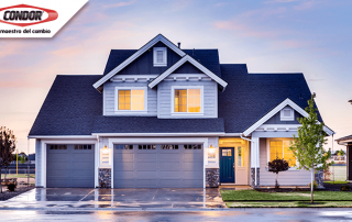 Fachadas color gris para tu casa | Pinturas Condor